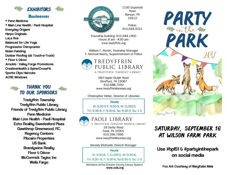 Party in the Park 2017 Tri-fold_1