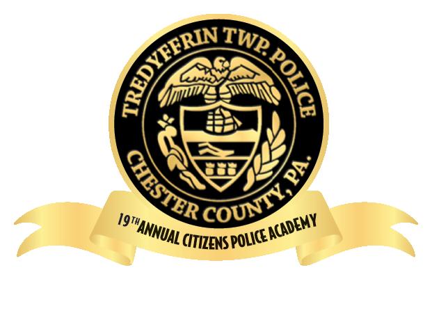 Citizens Police Academy | Tredyffrin Township